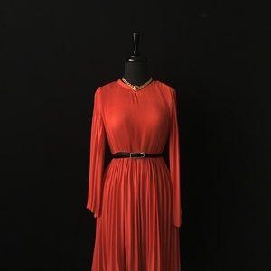 Beautiful Zara red dress. ❤️